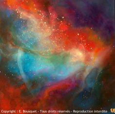 """""""Shaïnaez, la beauté de l'Univers"""" / """"Shainaze, The Beauty Of The Universe"""" (C) Eliora Bousquet"""