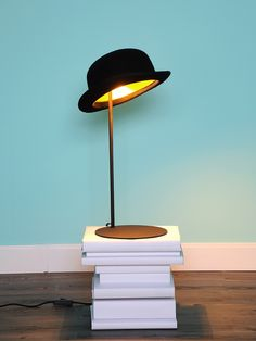 Direct light aluminium table lamp JEEVES Jeeves and Wooster Collection by Innermost | design Jake Phipps