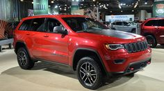 2017 Jeep Grand Cherokee Trailhawk: New York 2016 Photo Gallery - Autoblog