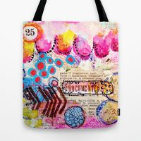 Tote Bags by Rae Missigman | Society6