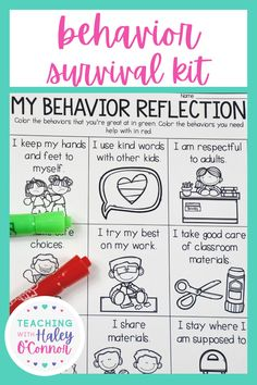 Do you have students in your class who need extra behavior supports? Are you spending valuable instructional time constantly redirecting a few challenging students, and aren't sure what to do to support them? This packet is FULL of resources, ideas, and tools to help every student in your classroom be successful. This resource is ideal for any primary teacher that needs additional behavior resources to support their students! | Behavior Management Tools |