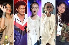 12 Song of the Summer 2017 Contenders, From Bruno...