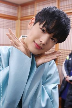 VICTON STORY 30.01.17 - Behind the scenes