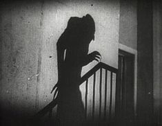 The cinematography heavily contrasts black and white and makes great use of shadows. This technique makes the audience uneasy and almost fearful not because of what you see but what is hidden by the shadows. http://devilishpictures.com/opinionpage.html