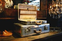 Showcasing our Raleigh Spitfire Cases | Timothy Oulton