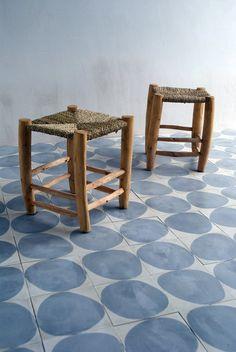 serie de baldosas de los suecos Claesson Koivisto Rune para Marrakech Design