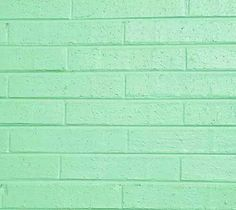 Talking in to a brick wall Mint Green Aesthetic, Rainbow Aesthetic, Aesthetic Colors, Solid Color Backgrounds, Green Backgrounds, Aqua Color, Green Colors, Orange Pastel, Mint Blue