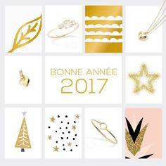 Nous vous souhaitons une année brillante et étincelante ! 2017 is here 🎉 #mab #lemanegeabijoux #manegeabijoux #happynewyear #2017 #jewels