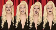 Alaska And Sharon, Alaska Thunderfuck, Sharon Needles, King Club, The Vivienne, Love Your Hair, Club Kids, Drag Queens, Find Picture