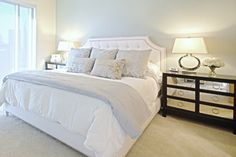 Transitional High Rise Home - contemporary - bedroom - dallas - Traci Connell Interiors