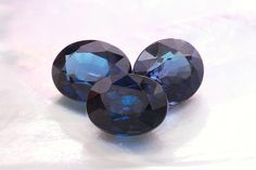 BLUE GARNET!   This is color change #garnet showing a primary color of blue under afternoon daylight: Bekily, Southern Madagascar
