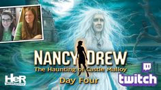 nancy drew the haunting of castle malloy ending