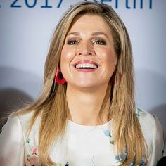 """X-u-i-n on Instagram: """"Queen Maxima Attended the W20 conference in Berlin, Germany, 25th April…"""""""