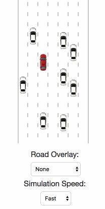 MIT、交通渋滞を改善するためDeep learningを用いて自動車をコントロールする交通シミュレーション・ゲーム「DeepTraffic」を発表