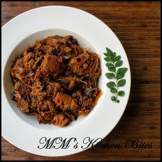MM's Kitchen Bites: Mutton Pepper Fry