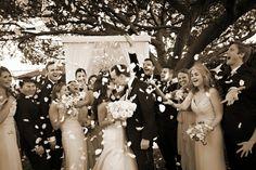 Real Wedding at the Riviera Mansion of Santa Barbara