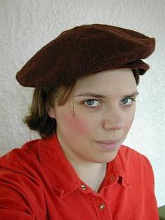 Knitting pattern for flat cap based on an extant hat found on the Venetian  Ship
