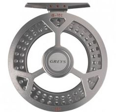 G-Tec reel by Greys