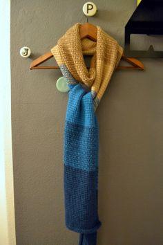 PESCNO: Hakket halstørklæde til salg