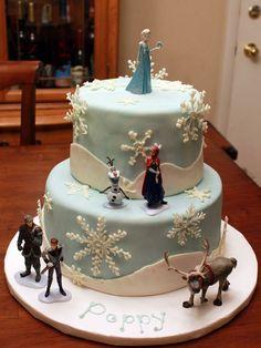 Frozen es la nueva estrella de estos tiempos. ¿Cómo no amar la historia de las hermanas Elsa y Anna? ¿Cómo no quedar encantada con ...