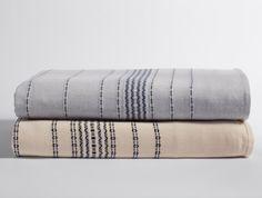 Rippled Stripe Collection | Coyuchi