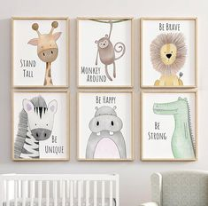 Safari Kinderzimmer Dekor Animal Nursery Prints Zitat Kinderzimmer Print Peekaboo Nursery Safari Tier Safari Kinderzimmer neutrale Kinderzimmer Drucke B a b y Baby Room Design, Baby Room Decor, Diy Nursery Decor, Baby Room Themes, Baby Room Diy, Bedroom Themes, Unisex Baby Room, Childrens Room Decor, Nursery Furniture