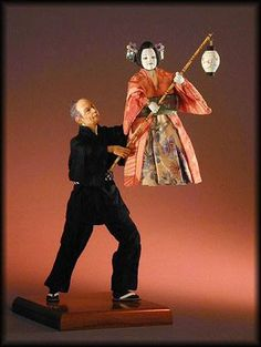 Japanese Puppet Master Theater