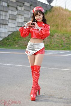 Car Show Girls, Traditional Japanese Art, Grid Girls, Female Poses, Sexy Asian Girls, Asian Woman, Asian Beauty, Cute Girls, Fashion Models