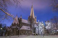 Trondheim City Vinter