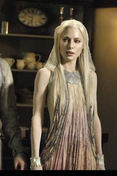 Defiance - Stahma Tarr has the best outfits!