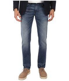 DKNY Jeans Williamsburg Jeans in Jadeite Medium Indigo Wash