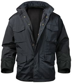 Military M 65 Waterproof Storm Jacket Tactical Army Coat Mens Field Jacket   eBay