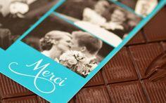 Faire-part sur mesure Mariage thème chocolat Chocolate wedding invitation Creation  #fairepartmariage #fairepartsurmesure #mariage #chocolate #latelierdelsa