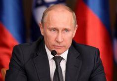 """Vladimir Putin. (Crédito de la foto: MARC ISRAEL SELLEM)  """"Los judíos de Rusia deben darse cuenta de los peligros inherentes a la posible caída del gobierno de Putin, entender las reglas del juego y ser conscientes de las limitaciones""""."""