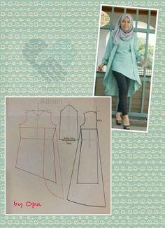 Hijabers blouse