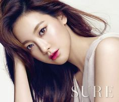 Actress Oh Yeon Seo is striking and flawless in her latest beauty pictorial with 'Sure' magazine, isn't she? She's taken on the latest makeup trends f… Yoon Seo, Oh Yeon Seo, Sassy Girl, Good Looking Women, Korean Actresses, Chinese Actress, Korean Celebrities, Cute Korean, Korean Beauty