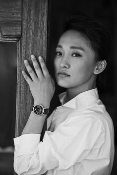 Emily Blunt, Cate Blanchett, Zhou Xun, Ewan McGregor and Christoph Waltz photographed by Peter Lindbergh for Swiss luxury watch brand IWC's latest campaign