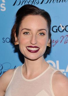"""Zoe Lister Jones Photo - The Cinema Society & Brooks Brothers With Grey Goose Host A Screening Of """"Lola Versus"""" - Arrivals"""