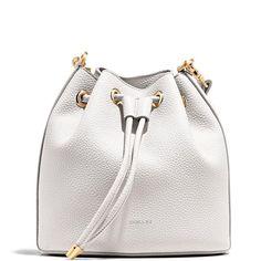 ea14e692056d Angela Roi Madeline Mini Bucket Bag Cloud Luxury Handbag Brands