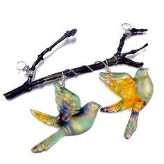 Resin Crafts: Jewelry Resin Birdies
