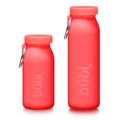 Bübi Bottle - Cardinal Red