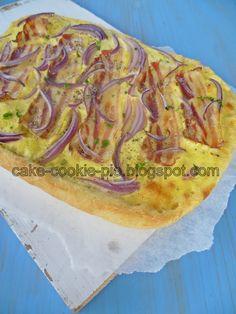 What's for dessert?: Pita od dizanog tijesta s pancetom i kapulom