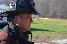Getting the onscene report from the first due engine company fire officer...