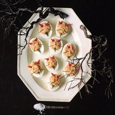 Halloween Party Recipes from Martha Stewart - Halloween Recipes for a Party - Delish.com