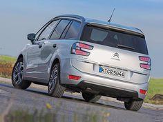 Bilder: Citroën Grand C4 Picasso BlueHDi 150 Kompaktvans