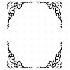 Frame Royalty Free Downloads Clipart #1