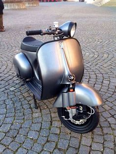 VBB vespa with PX parts