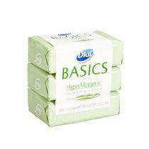 Dial Basics Soap, 3-ct. Packs