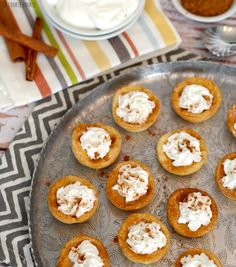 Pumpkin Pie Jello Shots! BEST THING EVER! These are so cute and delicious! - The Cookie Rookie