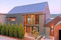 Modern Lake House by Johnston Architects in Lake Washington